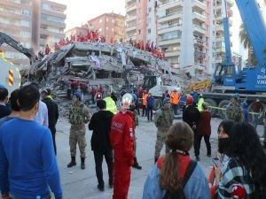AFAD: İzmir'de 922 artçı yaşandı