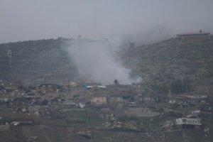 Şırnak ilinde patlayıcı temizleme operasyonu sürüyor
