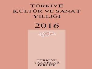 Ziya Gündüz'den Türkiye Kültür ve Sanat Yıllığı 2016 yazısı