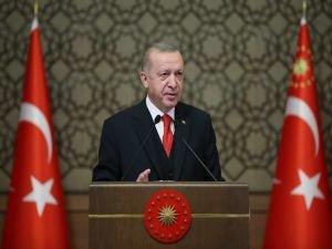 Cumhurbaşkanı Erdoğan: Perşembe veya Cuma günü aşı uygulaması başlayacak