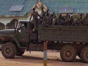 Somali'deki patlamada 2 asker hayatını kaybetti