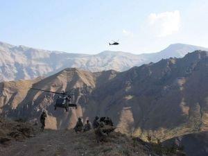 Tel Rıfat bölgesinde 3 PKK'lı öldürüldü