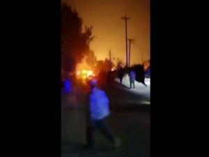 Çin'deki fabrika patlamasında 3 kişi öldü