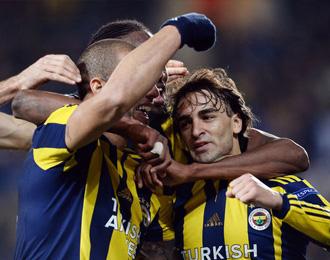 Fenerbahçe Kupada tekledi