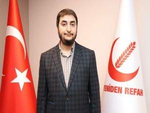 """Yeniden Refah Partisi Genel Başkan Yardımcısı Öztek'ten """"üretim"""" uyarısı"""