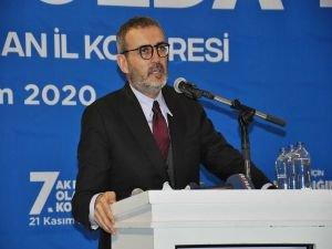 AK Parti Genel Başkan Yardımcısı Ünal'dan Kılıçdaroğlu'na tepki