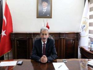 Siverek Belediye Başkanı Şeyhmus Aydın, görevinden istifa etti