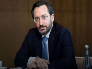 İletişim Başkanı Altun, Özdağ, Uğuroğlu ve Hatipoğlu'na yapılan saldırıları telin etti