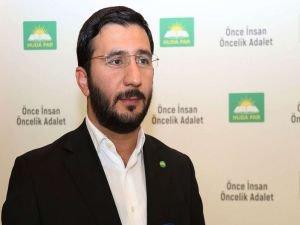HÜDA PAR Gençlik Politikaları Başkanı İmir'in yurt sorununa sunduğu öneri ses getirdi