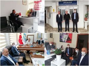 HÜDA PAR Antalya İl Başkanı Yumlu, STK'lara HÜDA PAR misyonunu anlattı
