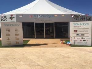 EXPO 2016 Antalya'da Tanıtım Grupları Şovu