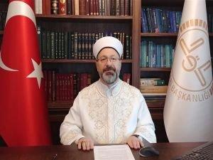 Diyanet İşleri Başkanı Erbaş'ın Covid-19 testi pozitif çıktı