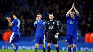 Şampiyon Leicester City