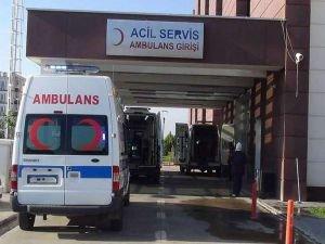 Bartın'da işçi servisi devrildi: 11 yaralı