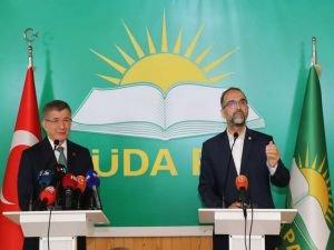 HÜDA PAR Genel Başkanı Sağlam: AİHM kararlarının çoğu siyasidir