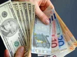 Dolar ve Euro'da son rakamlar