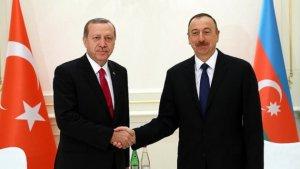Cumhurbaşkanı Erdoğan'dan Aliye ile önemli görüşme
