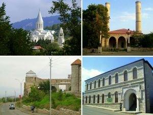 Azerbaycan Cumhurbaşkanı Aliyev Şuşa'yı Azerbaycan'ın 'kültür başkenti' olarak ilan etti