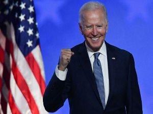 Pantegon komutanları Biden'ı ABD'nin 46'ncı başkomutanı olarak ilan etti