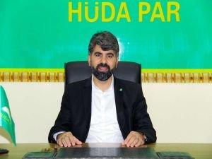 HÜDA PAR Diyarbakır İl Başkanı: Şehir hastanesi ertelenmemesi gereken acil bir ihtiyaç