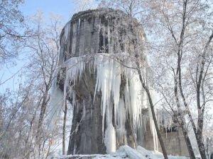 Kar yağışı yerini dondurucu soğuklara bıraktığı Ağrı'da termometreler eksi 28'i gösterdi