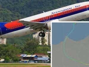 Endonezya uçağının denize düştüğü bölgede arama kurtarma çalışmaları devam ediyor