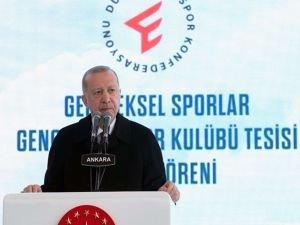 """Cumhurbaşkanı Erdoğan'dan """"kültürümüze sahip çıkalım"""" mesajı"""