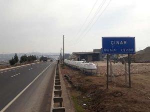 Diyarbakır'ın Çınar ilçesinde de vaka sayıları sıfıra düştü