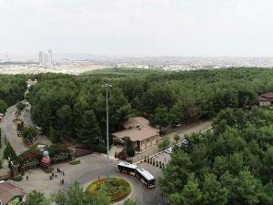 Pandemi sürecinde Gaziantep Hayvanat Bahçesinin ziyaretçi sayısı azaldı