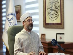 Erbaş'tan Mescid-i Aksa çağrısı: Yegâne çözüm ümmetin bir araya gelmesidir