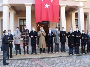 İstanbul Kadı Konağı dualarla açıldı