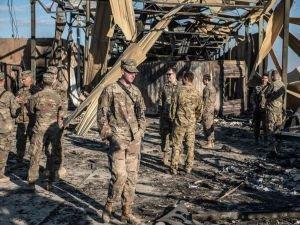 Irak'ta ABD üssüne füzeli saldırı