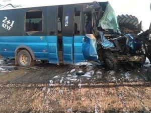 Batman'da trafik kazası: 3 ağır yaralı