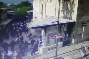 Bursa Valiliği: Patlama canlı bomba ile yapıldı