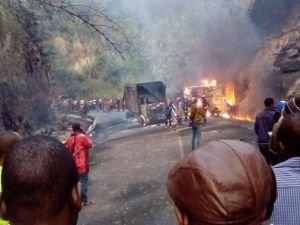 Kamerun'da katliam gibi kaza: 53 ölü