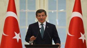 Davutoğlu Katar'da önemli açıklamalarda bulundu