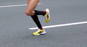 12 yaşındaki genç sporcu yanlışlıkla yarı maratonu koştu