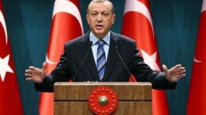 Başkomutan Erdoğan: Allah sizlerden razı olsun