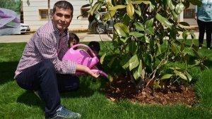 Çift kol nakli olan Mustafa Sağır, taburcu edildi