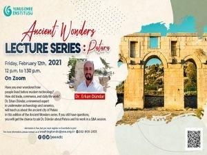 Yunus  Emre Enstitüsü Anadolu topraklarındaki arkeolojik mirası Dünyayla buluşturmaya devam ediyor