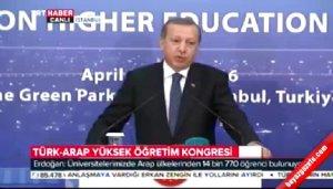 Erdoğan: İslam'a zarar vermeye kimsenin hakkı yok