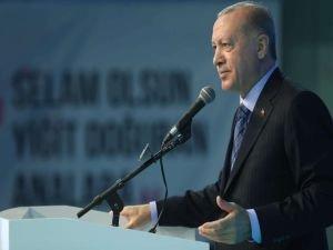 """Cumhurbaşkanı Erdoğan'dan CHP'nin """"döviz rezervi"""" iddialarına tepki"""