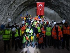 Kırkdilim Tünelleri'nde sona gelindi