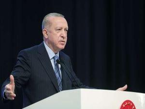 Cumhurbaşkanı Erdoğan: AB, Türkiye'deki 4 milyon sığınmacı için elini taşın altına koymadı