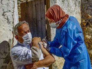 Coronavirus aşısı yapanların sayısı 12 milyonu geçti