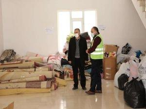 İdlib'de zor şartlarda yaşayan siviller için başlatılan yardım kampanyasına destek talebi