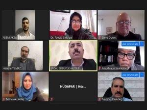 Dr. Afiye Sıddıki'nin ABD zulmünden kurtulması için Müslüman liderler harekete geçmeli
