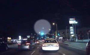 ABD'nin Kaliforniya semalarında yeşil bir alev topu görüldü