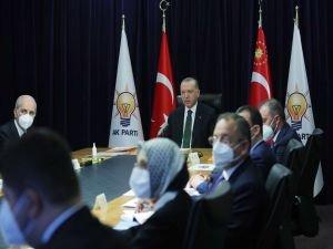 Erdoğan: Türkiye'nin geleceğinde bu zihniyetiyle CHP diye bir partiye yer yok
