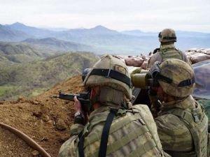 Bitlis kırsalında 4 PKK'lı öldürüldü